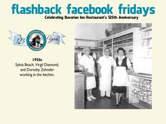 Each week during 2013, we will feature a flashback photo and share our history. Please share these weekly postings with your friends and family and join us in celebrating our 125th anniversary.  Week-19 Familiar Faces!