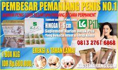 Cs: 081327616868 Agen Distributor Toko Jual Obat KLG USA Asli/Original Obat Pembesar Penis K.L.G Original di Wilayah Semarang | COD Antar Gratis !!