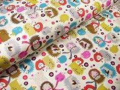 #fabric #craft HEDGEHOGS!