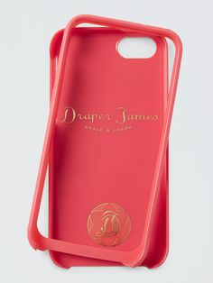 Hush Y'all iPhone 5 case from Reese Witherspoon's new store Draper James. #Nashville #MusicCity #NashvilleFashion #NashvilleGiftGuide