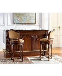 Viceroy Bar - Home Bar - furniture - Macy's