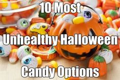 Want a frightening look at what's really in those popular #Halloween treats? Read this blog if you dare!