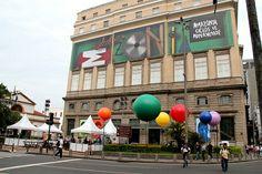 Exposição Amazônia, Ciclos de Modernidade - 29 Mai a 22 Jul de 2012