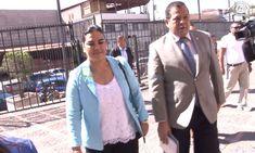 Arrestan a la esposa del expresidente de Honduras