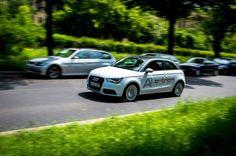 2013 #Audi #A1 #etron #a1etron