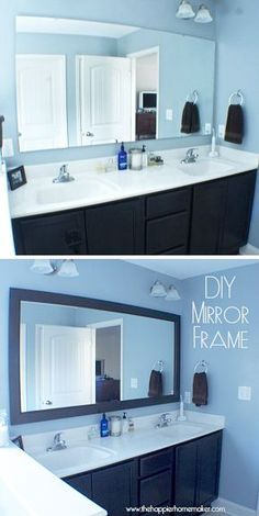 Bathroom Décor: Quick Bathroom Decorating on a Budget • Tips, Ideas & Tutorials!