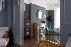 Interior photography of Private House Hackney