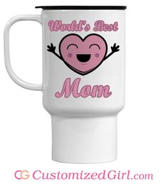 Custom designed #MothersDay Gifts from Customized Girl!