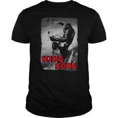 King Kong Planes Poster T-Shirts, Hoodies. Check Price Now ==► https://www.sunfrog.com/Movies/King-Kong-Planes-Poster-.html?id=41382