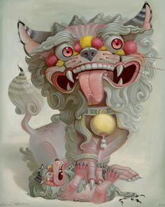 BetweenMirrors.com | Alt Art Gallery: Leslie Ditto - Disturbingly Enchanting Surrealism