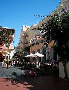 Streets of Capri, Italy Capri Italy, Naples Italy, Italy Holidays, Italian Summer, Southern Italy, Island Resort, Amalfi Coast, Italy Travel, Places Ive Been