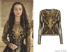 Mary Queen of Scots. Reign. 1542-1587 The CW's Reign Fashion & Style