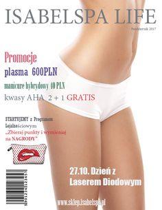 Promocje Październikowe #isabelspa #plasma #laser #laserdiodowy #epilacja #depilacja #manicure