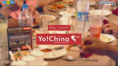 Big Lunch at YO!China | AmazeDeal.In