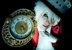 Mad hatter cosplay
