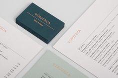 New Brand Identity for Vinoteca by dn&co. — BP&O