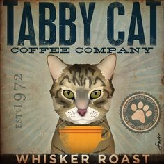 """Tabby Cat Coffee Company"" 