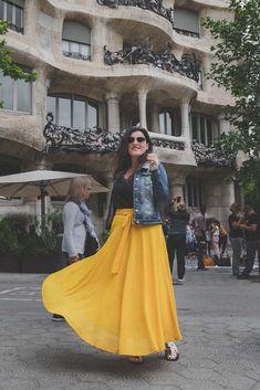 Übergangsjacken - unverzichtbare Must-Have Jacken für den Herbst // Jeansjacke, Herbstoutfit, Modeblog, www.miss-classy.com #jeansjacke #mode #fashionblogger #modetrends Jeans Und Converse, Jeans Und Sneakers, Real Style, Your Style, Elegantes Business Outfit, Chic Outfits, Fashion Outfits, Colourful Outfits, Colorful