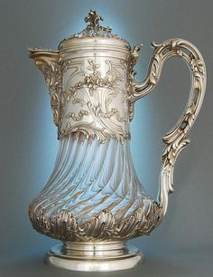 by Silversmith E Tetard - Paris 1890