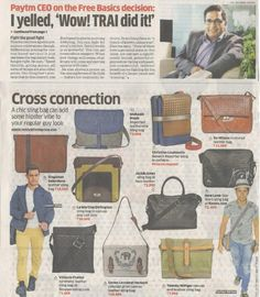 Published Coverage - ET Panache