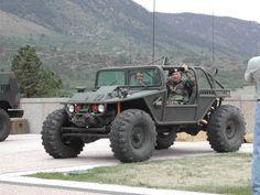 Scorpion Mk1 para pasear en la Finca