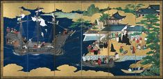 Arte Namban Giappone