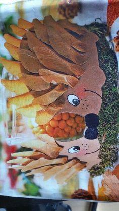 Farm Crafts, Cute Crafts, Diy And Crafts, Paper Crafts, Eco Kids, Diy For Kids, Crafts For Kids, Fall Preschool, Preschool Crafts