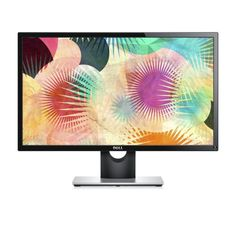 """<p>Moniteur Dell 24 SE2416H - 24"""" Noir</p> Wow Deals, Dell Computers, Monitor, Jouer, Angles, Design, Products, Central Processing Unit, Led Display Screen"""