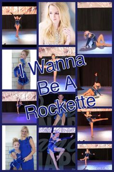 "Chloe ""I Wanna Be A Rockette"" solo-Nia"