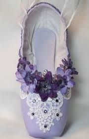 decorated pointe shoes nutcracker - Google Search