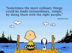 Sometimes the most ordinary things can become extra ordinary ....