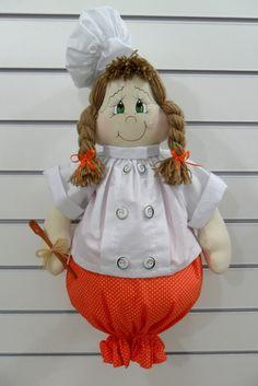 Puxa-saco Cozinheira