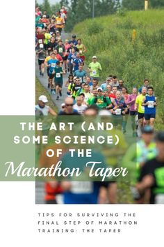 Some athletes will say that the marathon taper is the most challenging part of training. It is also a vital component to your overall marathon training. Here are some tips to survive (and thrive) the Marathon Taper. First Marathon, Half Marathon Training, Marathon Running, Running On Treadmill, Running Workouts, Running Tips, Race Training, Training Plan, Training Equipment
