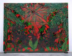 Chris Ofili, Night & Day, New Museum of Contemporary Art