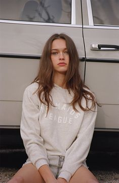 P&B PACIFIC GIRLS   WOMAN - EDITORIAL - PULL&BEAR The Netherlands