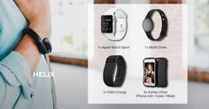 Win an iconic wearable for FREE by supporting future wearables! Love the Apple Watch? Enter to win in seconds and share the Helix Cuff Kickstarter http://kck.st/1JmBPjA  More Shares=Higher Chances.  http://woobox.com/c5oi5k/fwbpw9