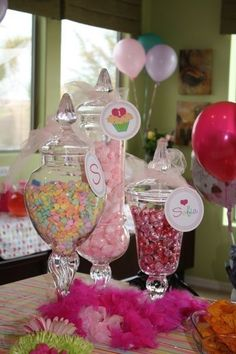 I need these for a little candy station