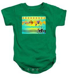 Karen's Sweater - Baby Onesie