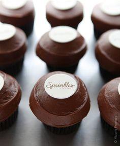 Sprinkles Cupcakes in NYC