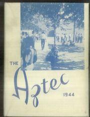 Aztec Yearbook, El Paso Bowie High School - Google Search Page 1, 1944 Edition