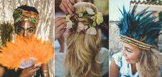 inspiracoes de penteados para o carnaval anna fasano adereços capilares