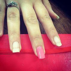 Instagram media by sarahaudryr - @s0gand_ Christmas present to me.  painting her nail #thisismyluxmas #break4love #deborahlippman