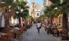 Cadiz, Spain, travel, holiday, El Populo, La Vina, summer, Caribbean, Latin America, Norman Miller