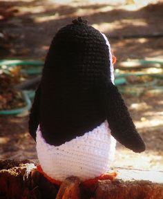 free Pattern - Madagascar penguins