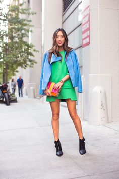 New York Fashion Week S/S 2014 Day Three   Song of Style