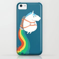 Buy Fat Unicorn on Rainbow Jetpack by Budi Satria Kwan as a high quality iPhone & iPod Case. Worldwide shipping available at Society6.com. Just one of…