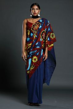 Earth Queen Saree from FashionMarket.lk