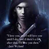 Jace Wayland Quotes | My favourite Jace Wayland Quote