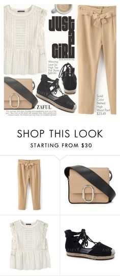 """""""Spring Style"""" by pokadoll ❤ liked on Polyvore featuring 3.1 Phillip Lim and Violeta by Mango"""
