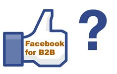 Is Facebook right for your B2B brand? http://qoo.ly/9i77w/0